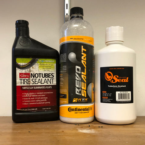 Ask me anything: road tubeless sealant
