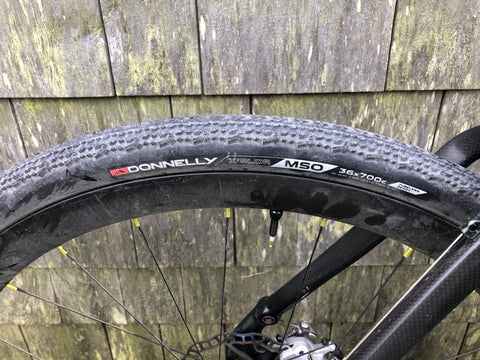 Tire Review: Donnelly X'Plor MSO 36