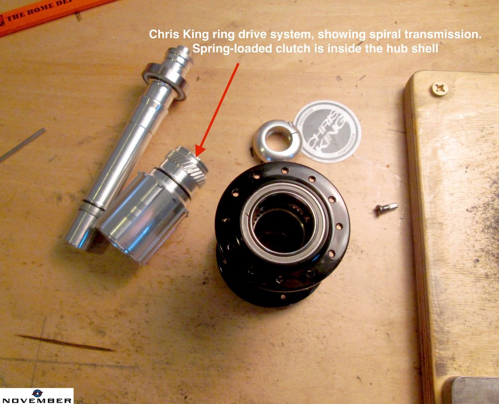 Which Hubs Are For Me Part 3 Chris King R45 November