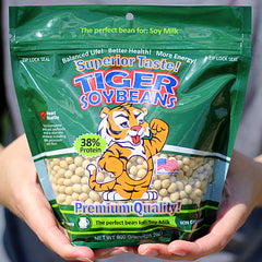 Who is Tiger Soybeans?