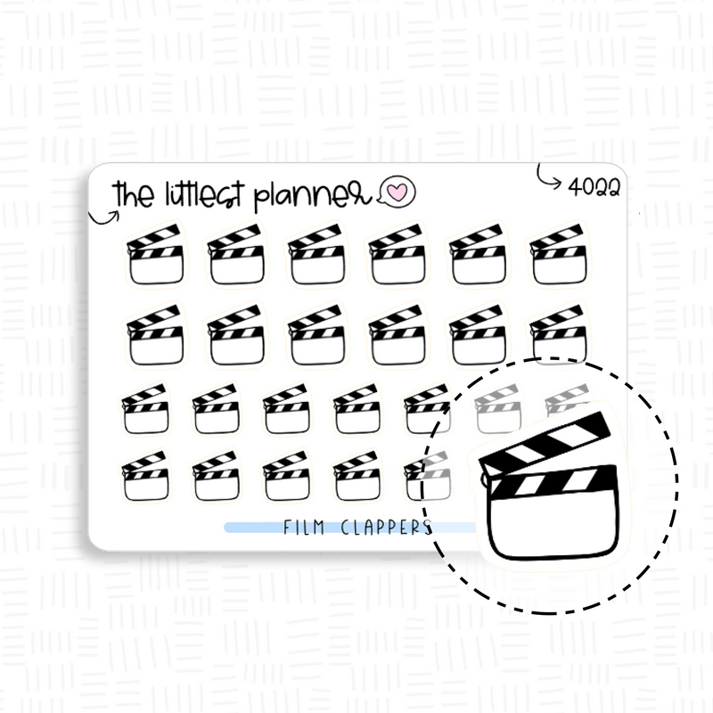 FILM CLAPPERS