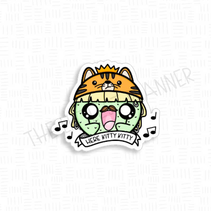 TIGER KING DIE CUT