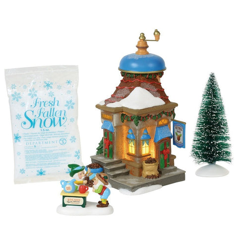 Department 56 Department 56 North Pole Series Nutmeg Nook