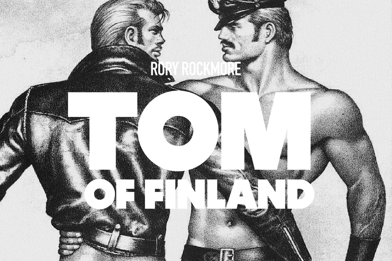 RORY ROCKMORE @ Tom of Finland Store!