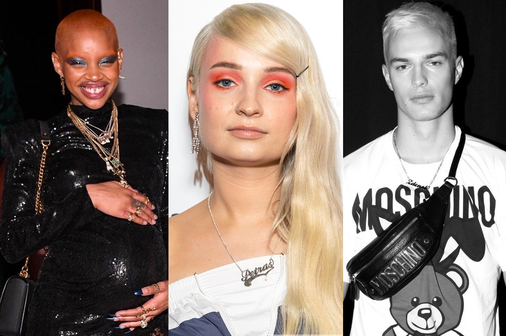 NYFW RECAP: Slick Woods, Kim Petras, and Denek Kania all in custom RORY ROCKMORE!