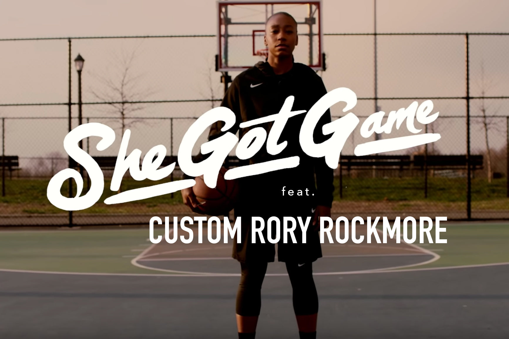"CUSTOM R.R. featured in the new ""She Got Game"": The Sequel to ""He Got Game"" That Needs to Happen Trailer by Va$htie."