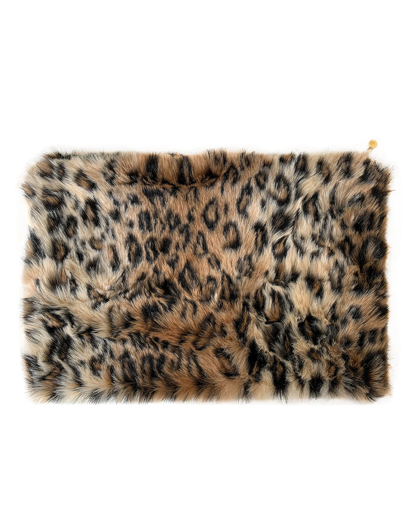 BETTY FUR CLUTCH