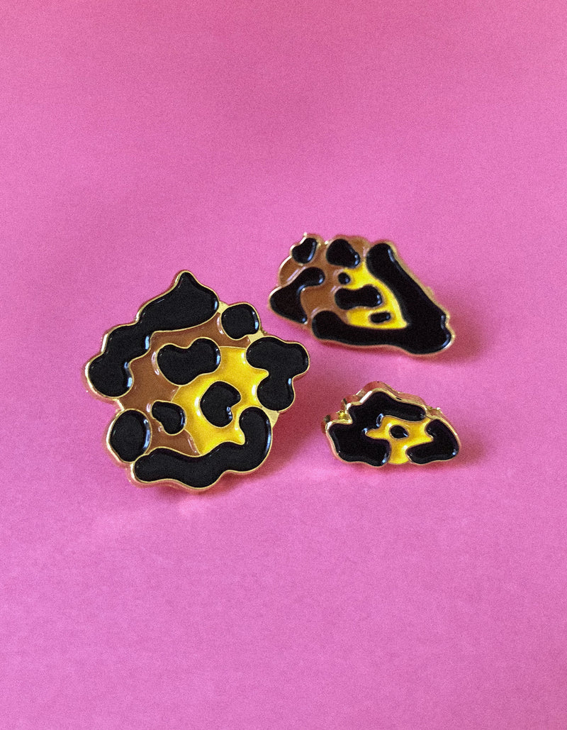 Big Kitty Pin Set