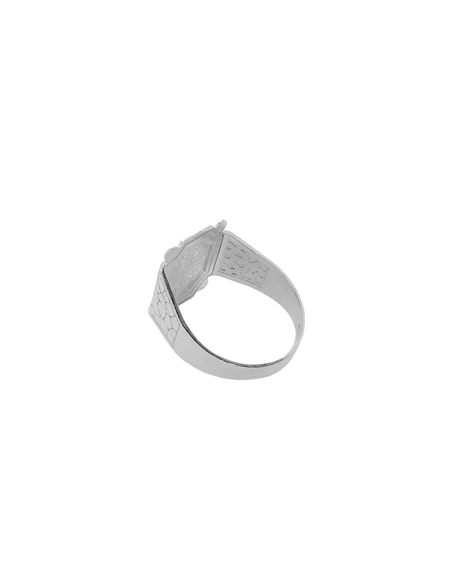 14K Blank Canvas Ring