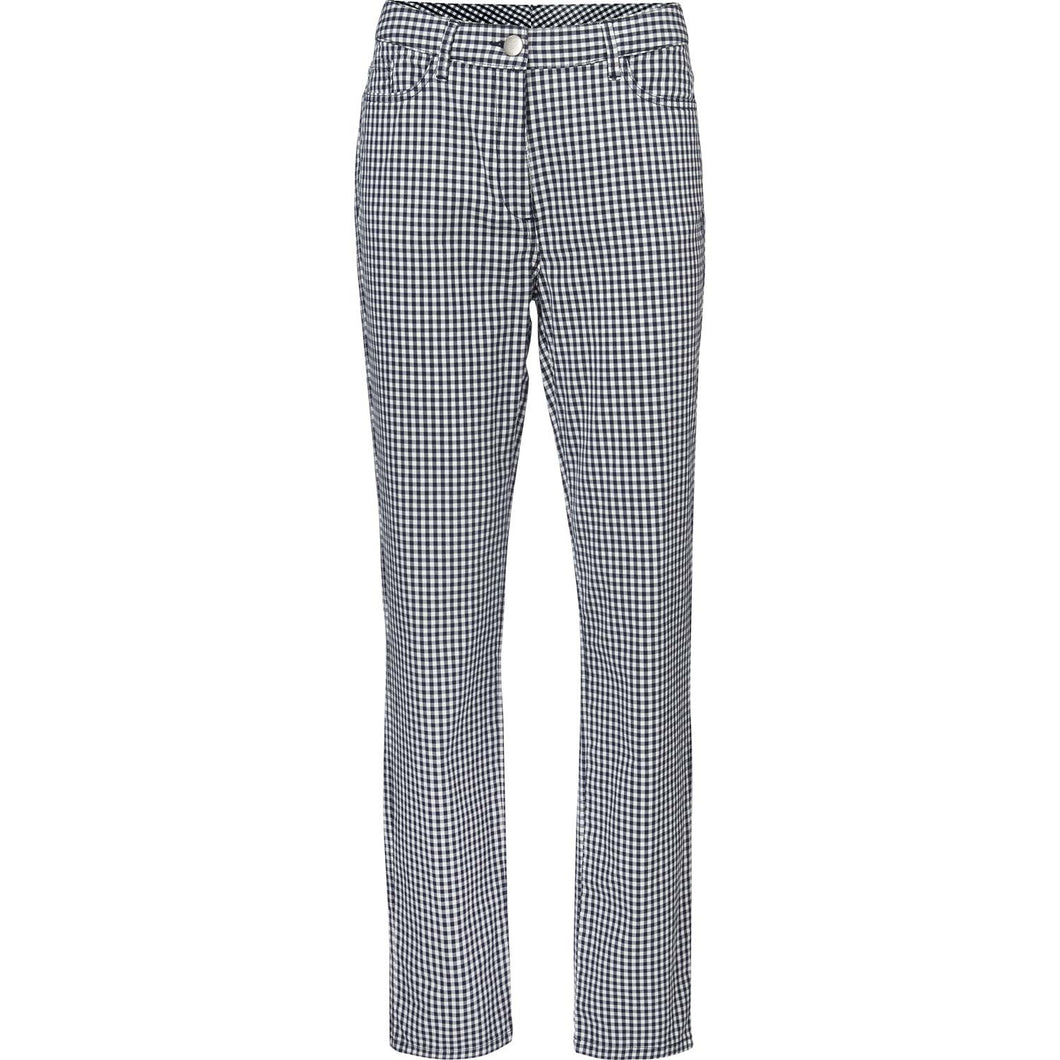 Paris CheckTrouser fix.Wst NAV