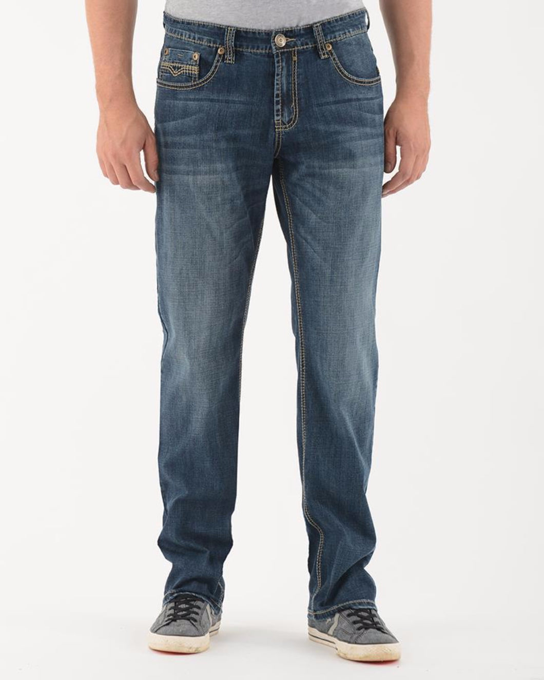 Frank MW Relaxed Fit Jeans 6027