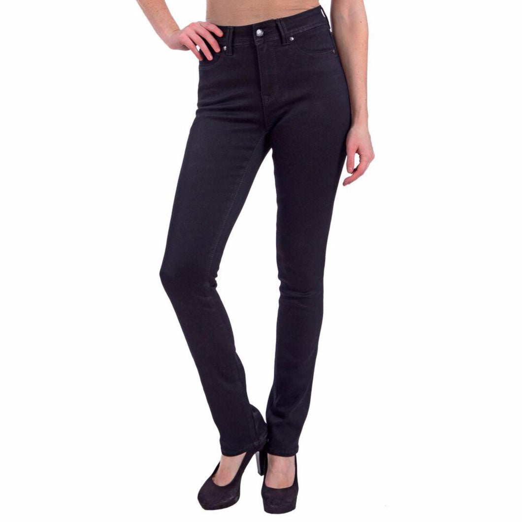 Kate High Rise Straight Jean