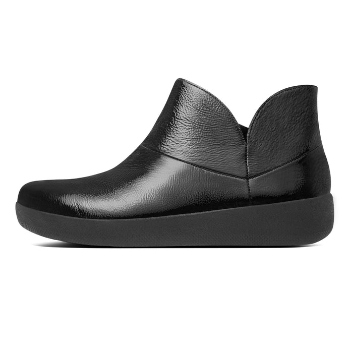 Supermod Leather AnkleBoot BLK