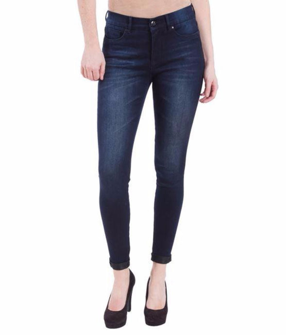 Camille Mid Rise Ankle Jeans
