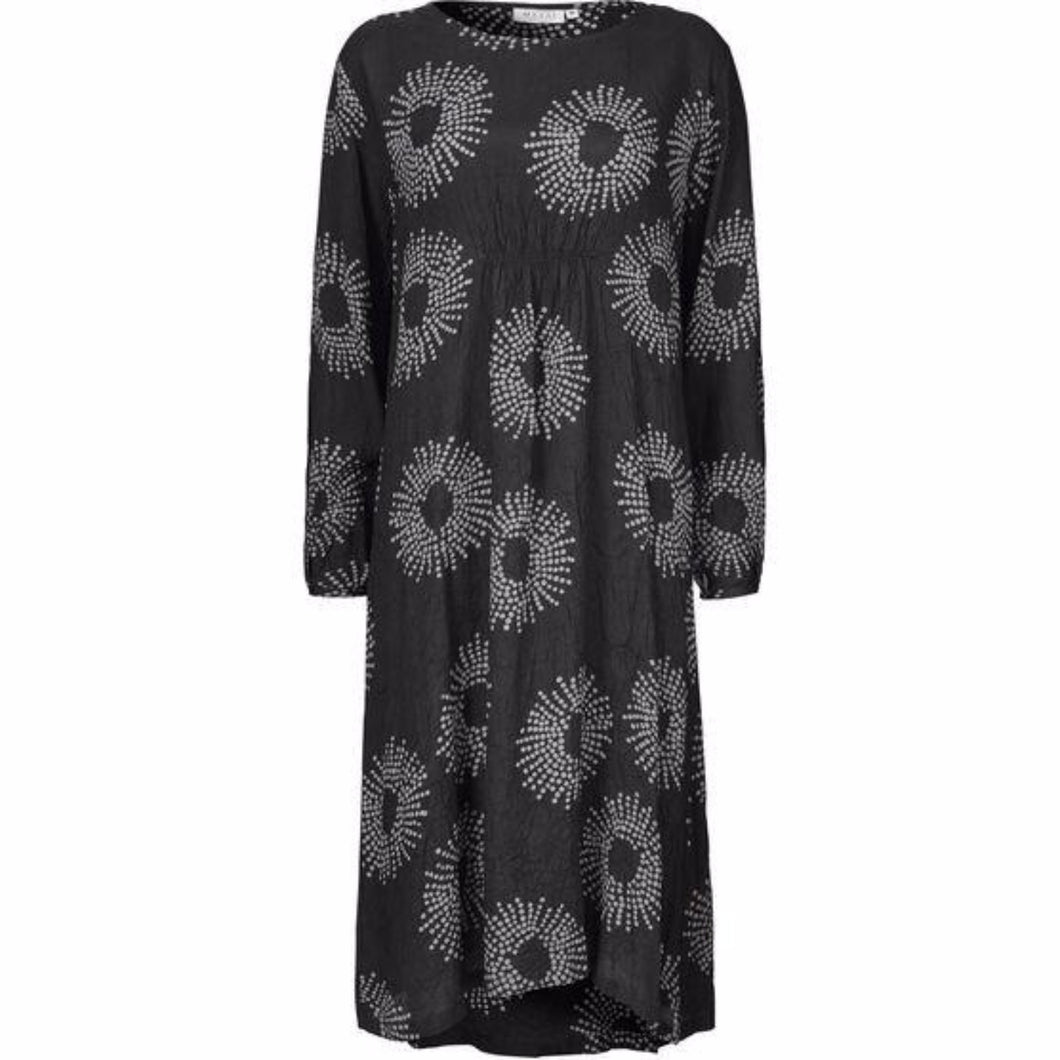 Ninette Dress Fitted ls