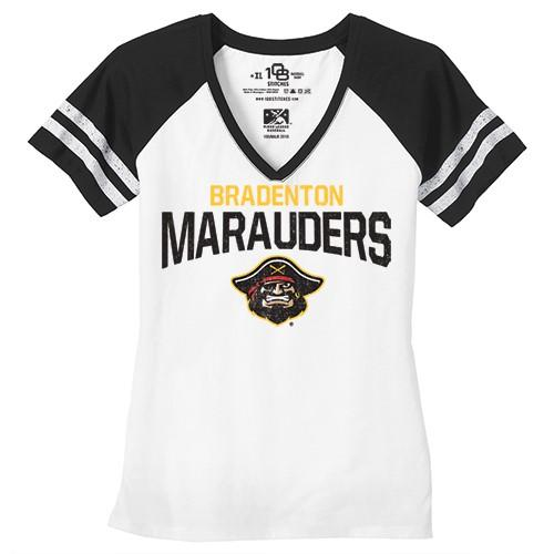 Bradenton Marauders Ladies Game Jersey