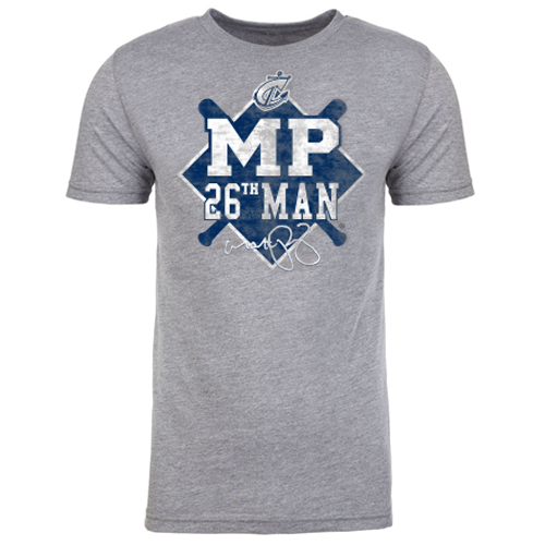 Columbus Clippers Matt Pruzinsky 26th Man Commemorative Tee