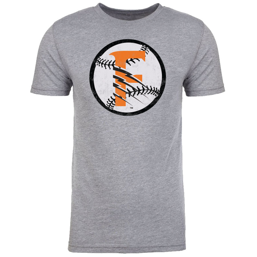 Fresno Grizzlies Men's Circle Tee