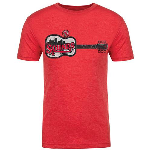 Nashville Sounds Men's Scoreboard Tee