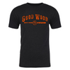 108 Stitches - Men's Good Wood Tee (Black)