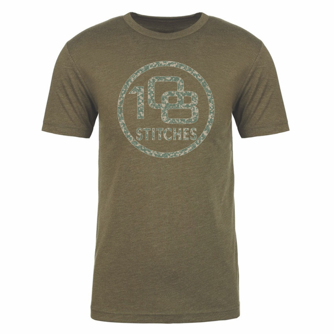 108 Stitches - Men's Camo Tee