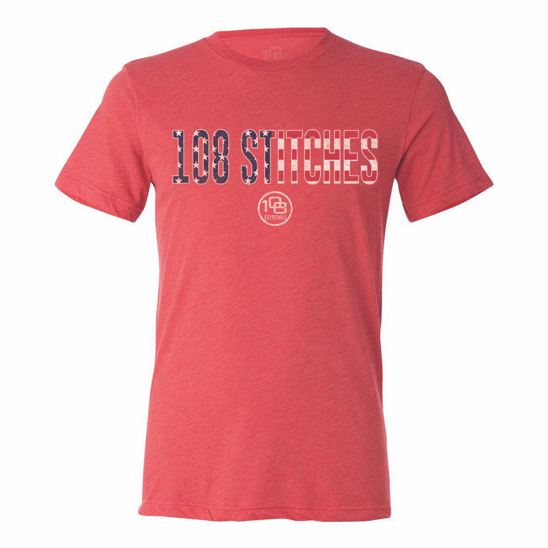 108 Stitches - Men's Colors Tee