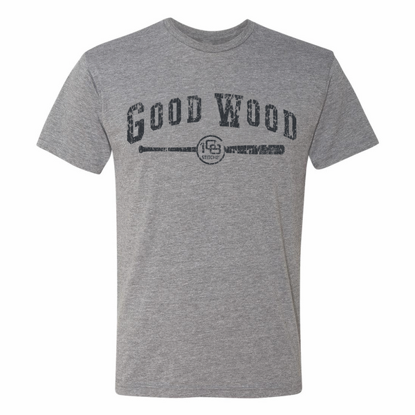108 Stitches - Men's Good Wood Tee