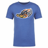 Akron Rubberducks, 108 Stitches, Minor League Baseball, AA Baseball, Cleveland Indians, Eastern League, Baseball, T-shirt
