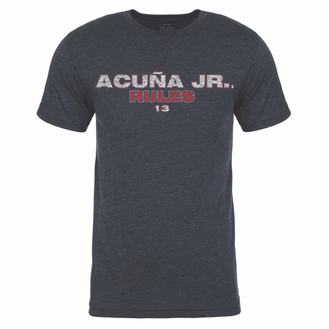 Ronald Acuña Jr. - Men's Rules Tee