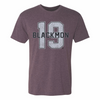 Charlie Blackmon - Men's Number Tee