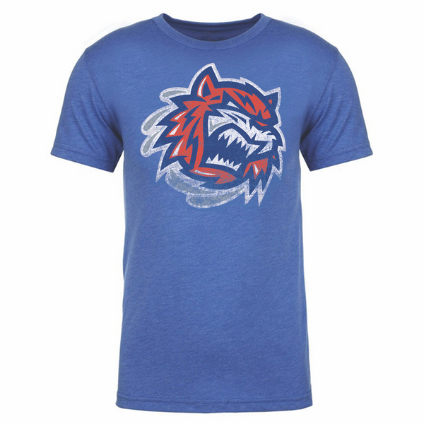 Bridgeport Sound Tigers - Men's Vintage Tee