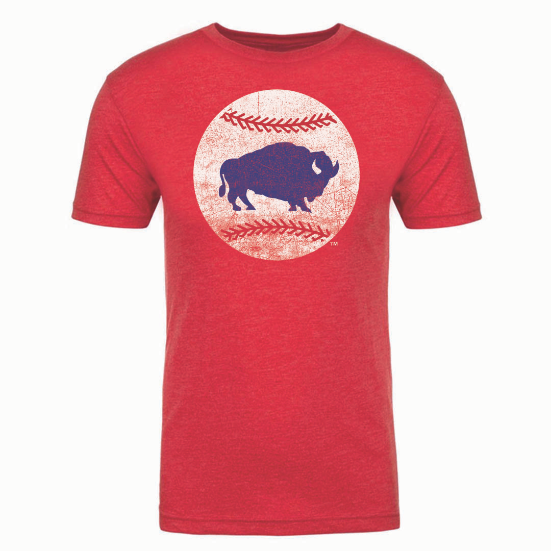 Buffalo Bisons - Men's Vintage Tee