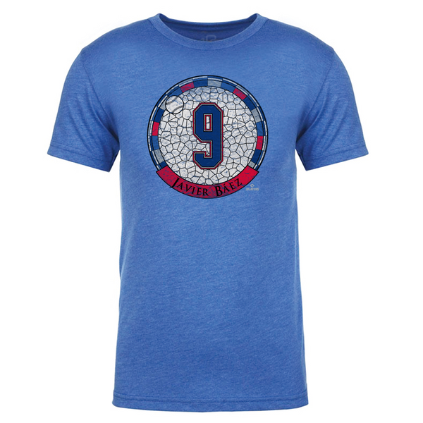 Javier Báez - Stained Glass Tee