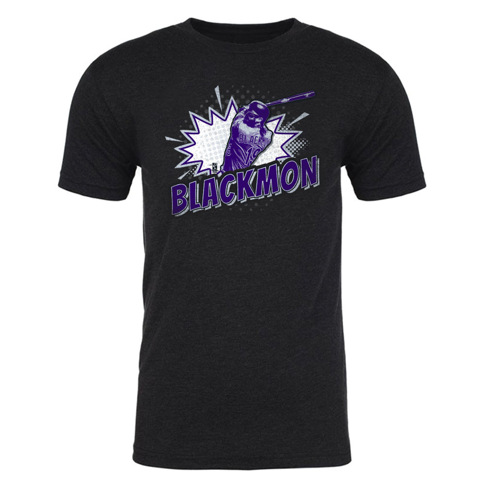 Charlie Blackmon - Men's Comic Tee