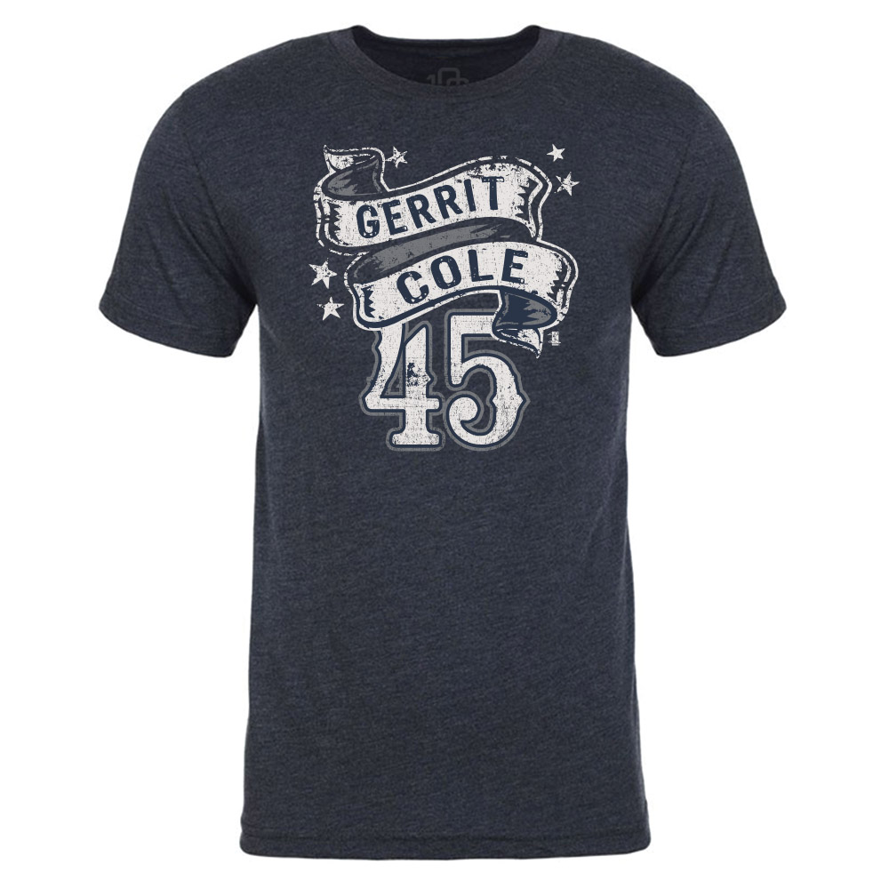 Gerrit Cole - Men's Rockabilly Tee