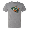 Greensboro Grasshoppers - Men's Vintage Tee