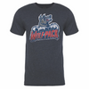 Hartford Wolf Pack - Men's Vintage Tee