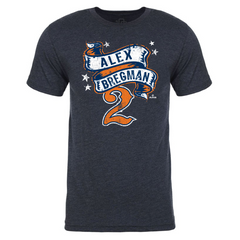 Alex Bregman - Rockabilly Tee