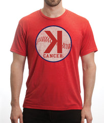 St. Louis - Kolten Wong Men's K Cancer Tee