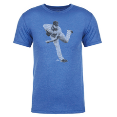 Clayton Kershaw - Spelled-Out Tee