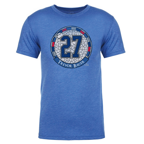 Trevor Bauer - Stained Glass Tee