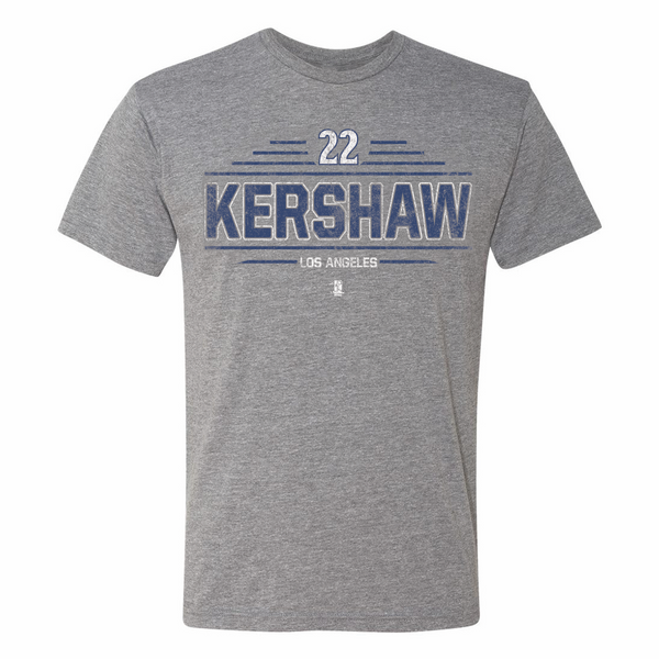 Clayton Kershaw - Men's Bat Rack Tee