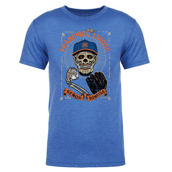 Francisco Lindor - Day of the Dead Tee