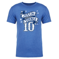 Justin Turner - Rockabilly Tee