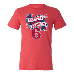 Anthony Rendon - Rockabilly Tee