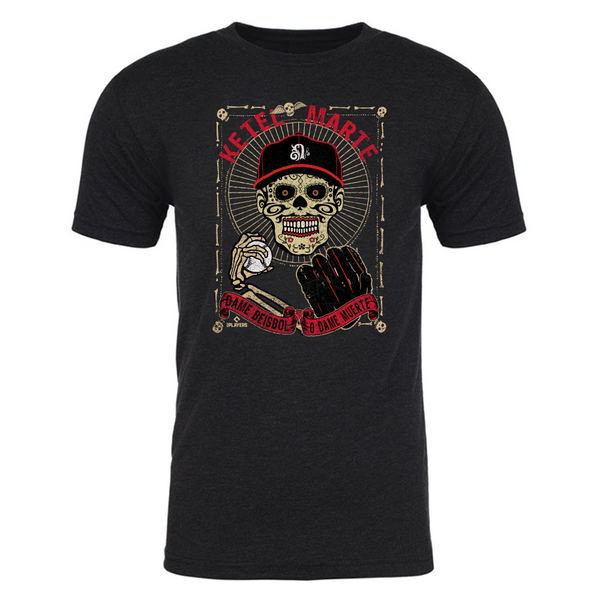 Ketel Marte - Day of the Dead Tee