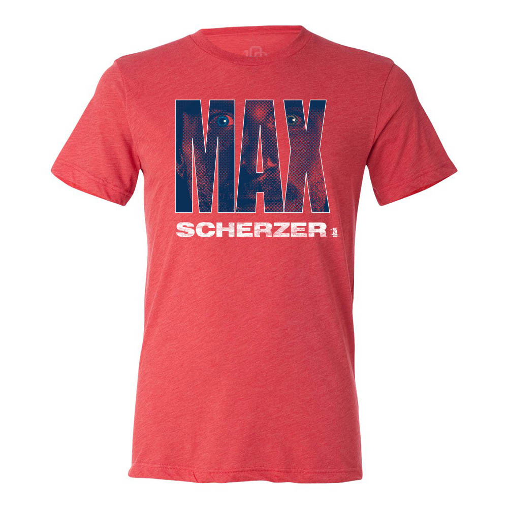 Max Scherzer - Men's Eyes Tee