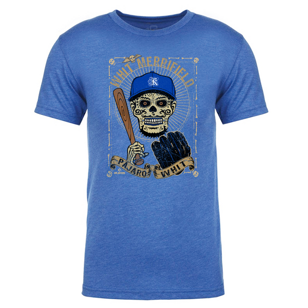 Whit Merrifield - Day of the Dead Tee