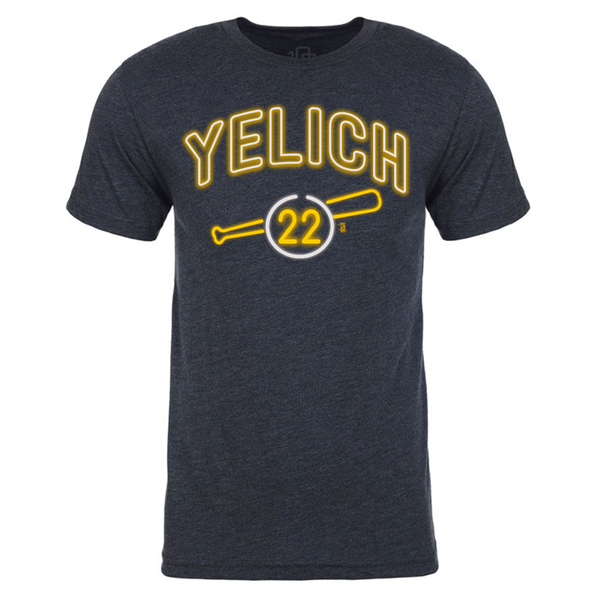 Christian Yelich - Men's Neon Tee