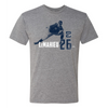 DJ LeMahieu - Down and Under Tee